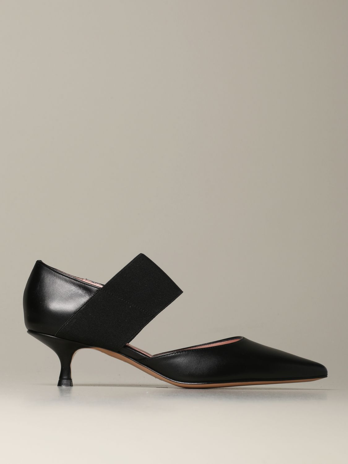 Court shoes Anna F.: Shoes women Anna F. black 1
