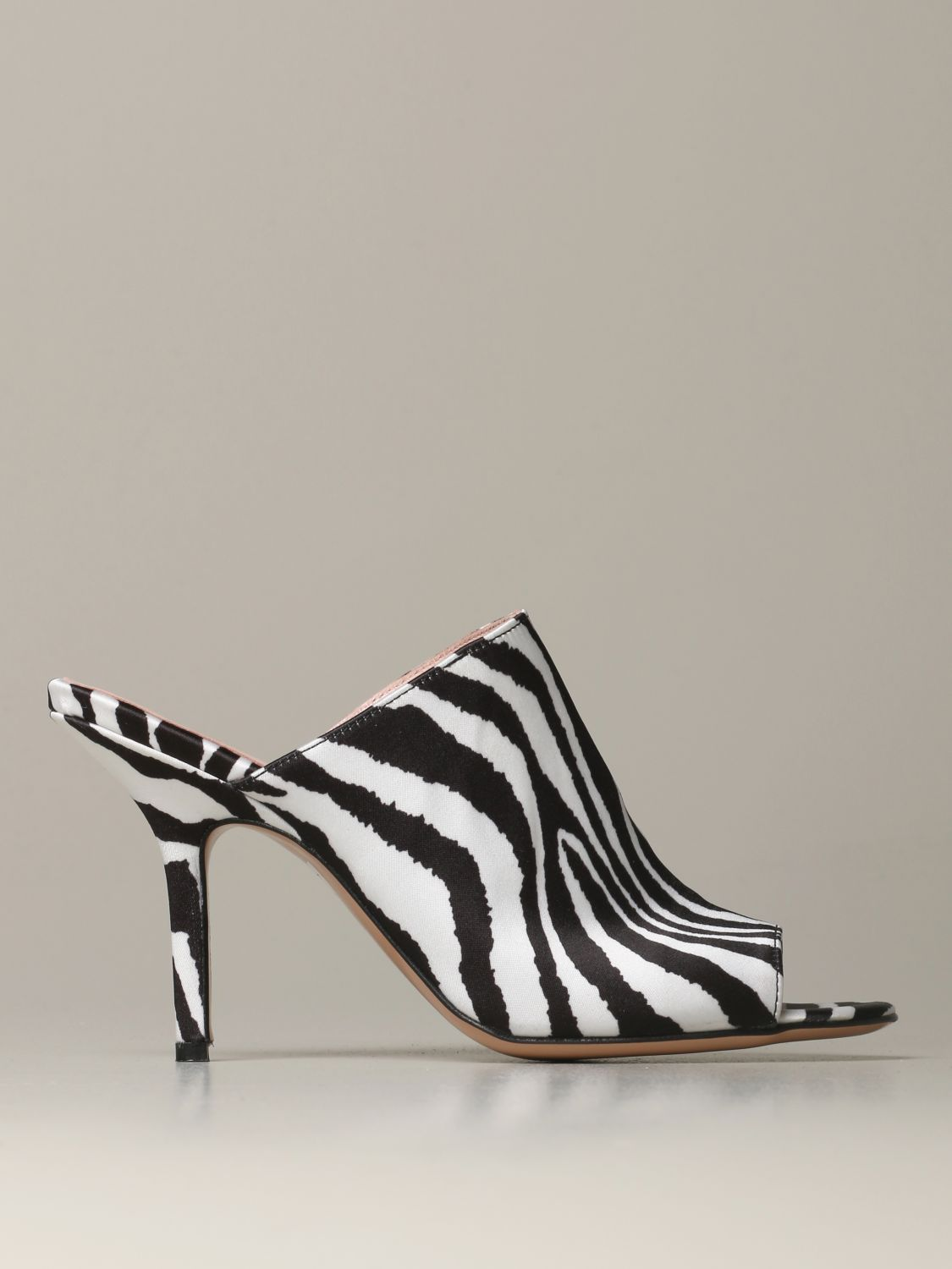 Heeled sandals Anna F.: Shoes women Anna F. multicolor 1