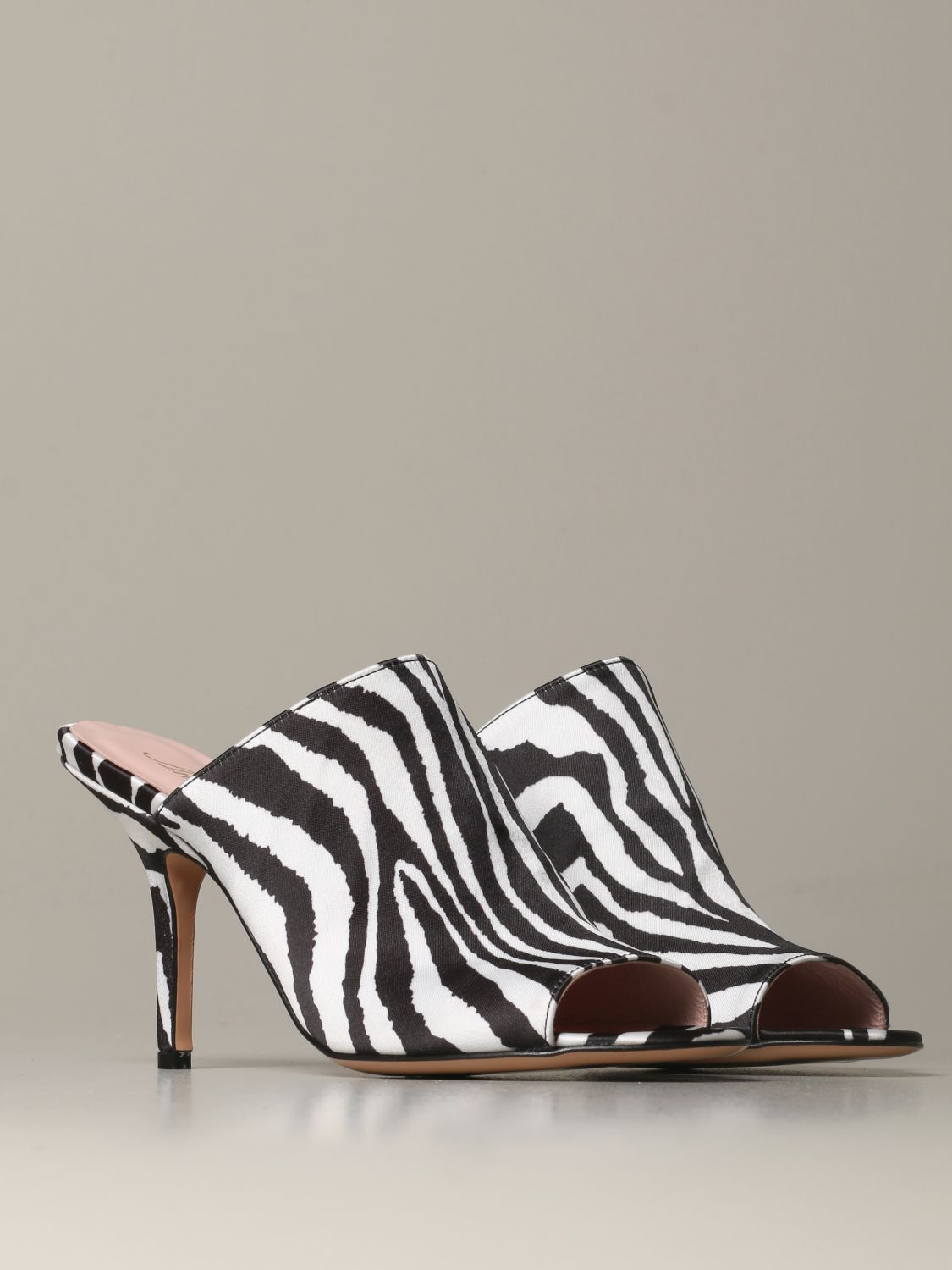 Heeled sandals Anna F.: Shoes women Anna F. multicolor 2