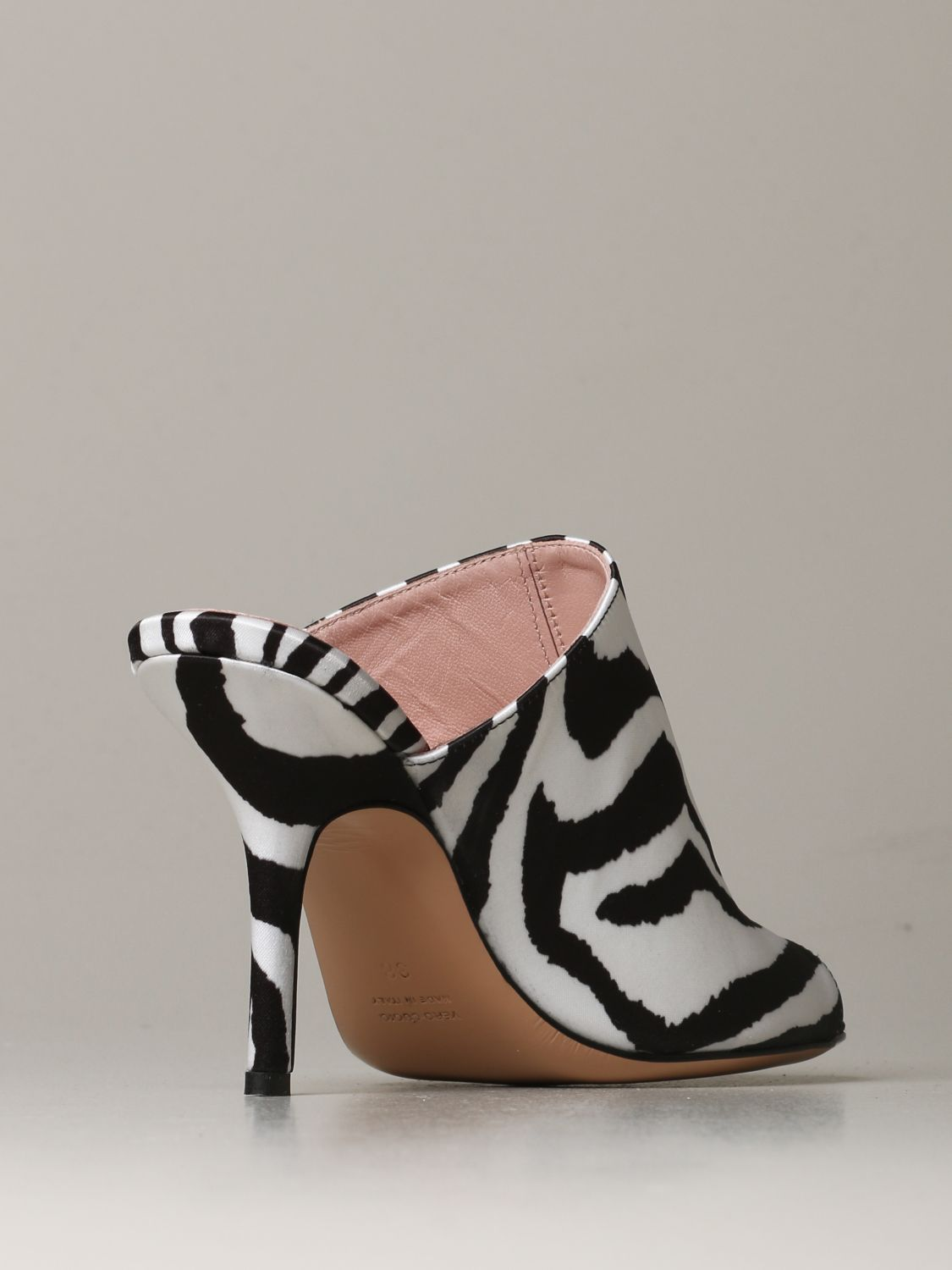 Heeled sandals Anna F.: Shoes women Anna F. multicolor 3