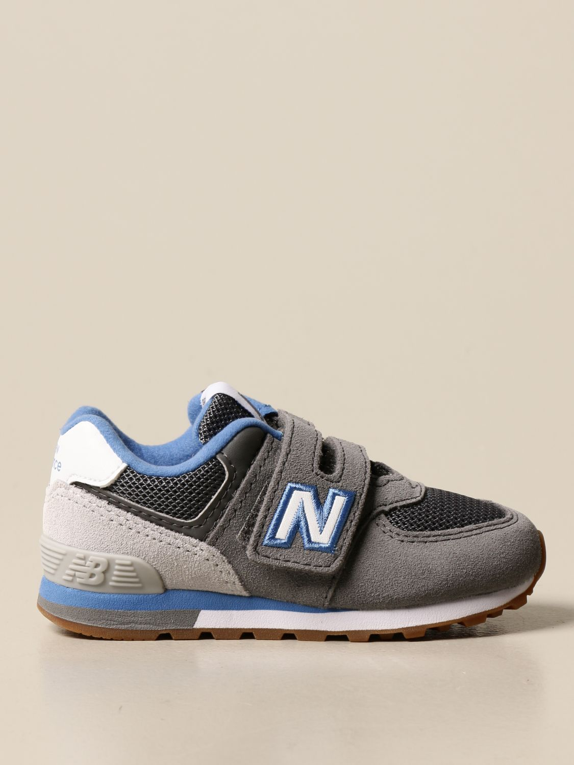 chaussures new balance gris