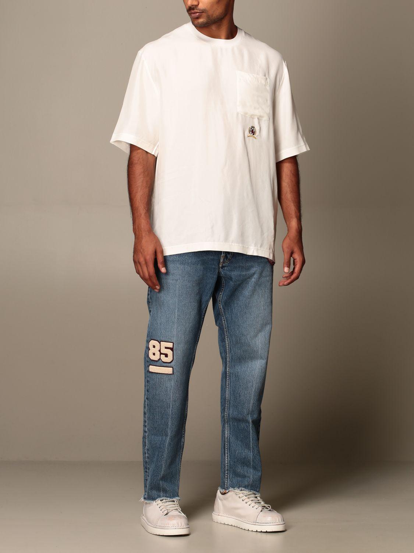 T-Shirt Hilfiger Collection: T-shirt herren Hilfiger Collection weiß 2