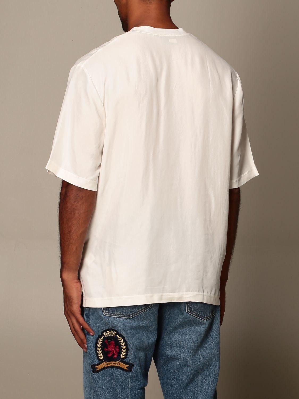 T-Shirt Hilfiger Collection: T-shirt herren Hilfiger Collection weiß 3