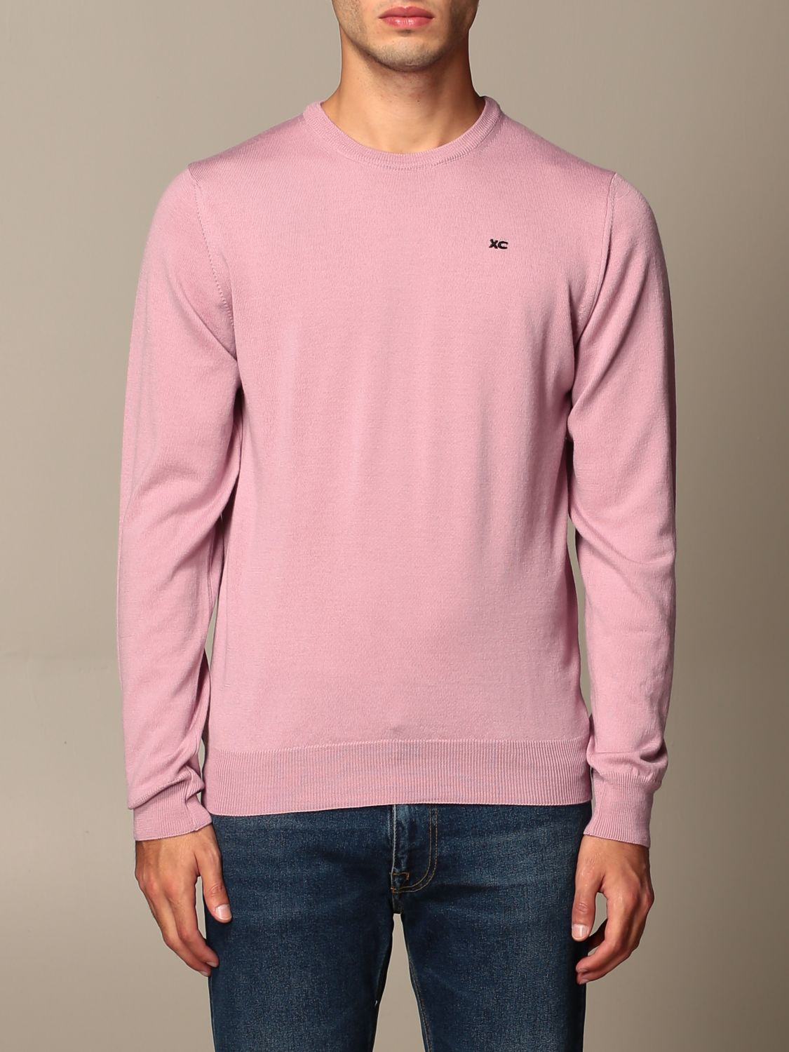 Pull Xc: Pull homme Xc poudre 1