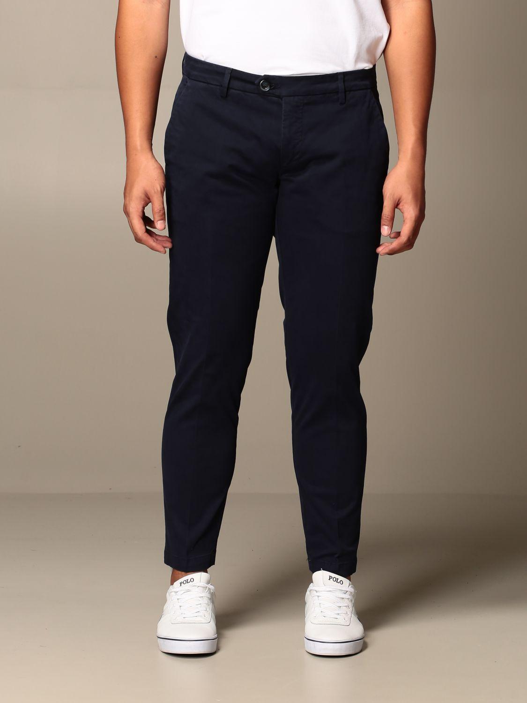 Pantalon Xc: Pantalon homme Xc bleu 1