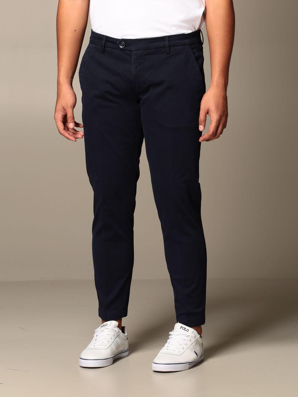 Pantalon Xc: Pantalon homme Xc bleu 3