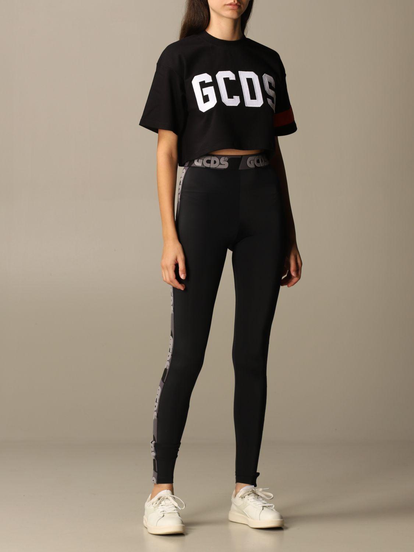 Camiseta Gcds: Camiseta mujer Gcds negro 2
