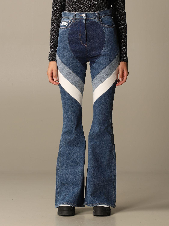 Jeans Gcds: Jeans damen Gcds denim 1