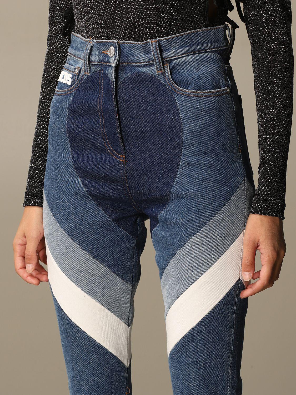 Jeans Gcds: Jeans damen Gcds denim 4