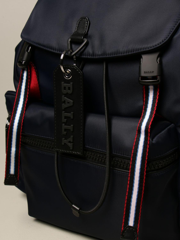 Backpack Bally: Bags men Bally navy 4