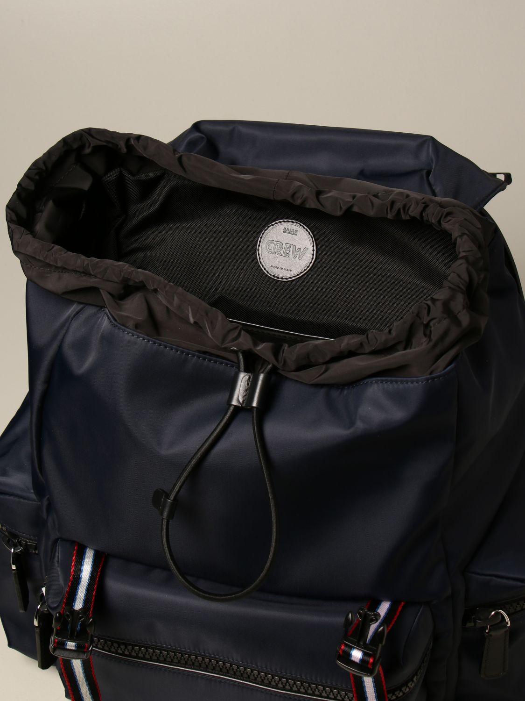 Backpack Bally: Bags men Bally navy 5