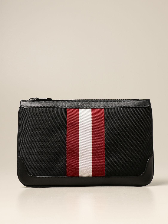 Wallet Bally: Wallet men Bally black 1