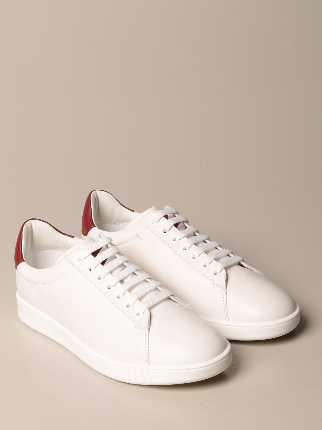 Baskets Bally: Chaussures homme Bally blanc 2