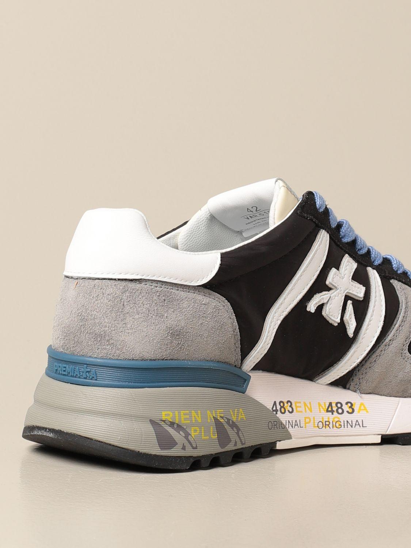 Baskets Premiata: Chaussures homme Premiata noir 3