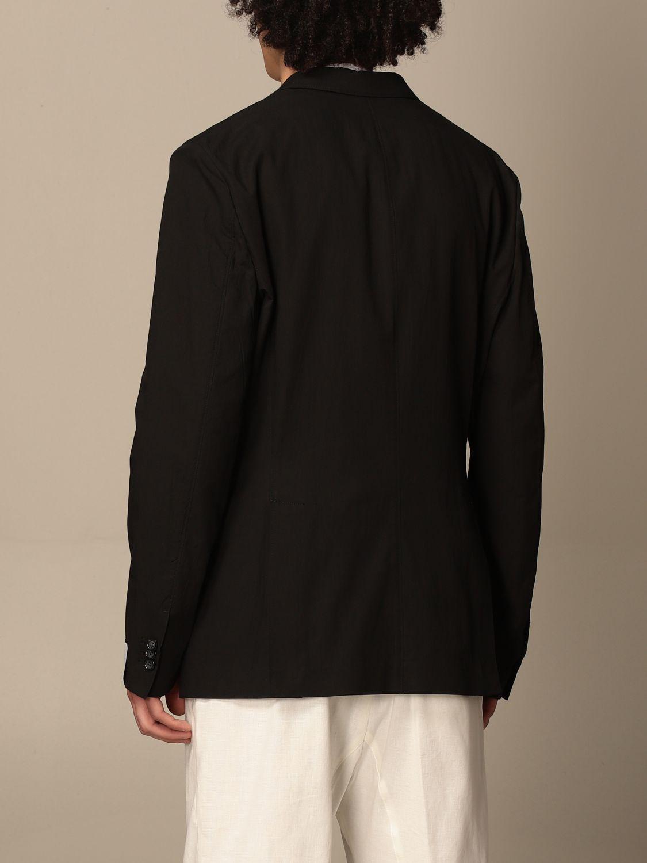 Блейзер Paolo Pecora: Блейзер Мужское Paolo Pecora черный 2