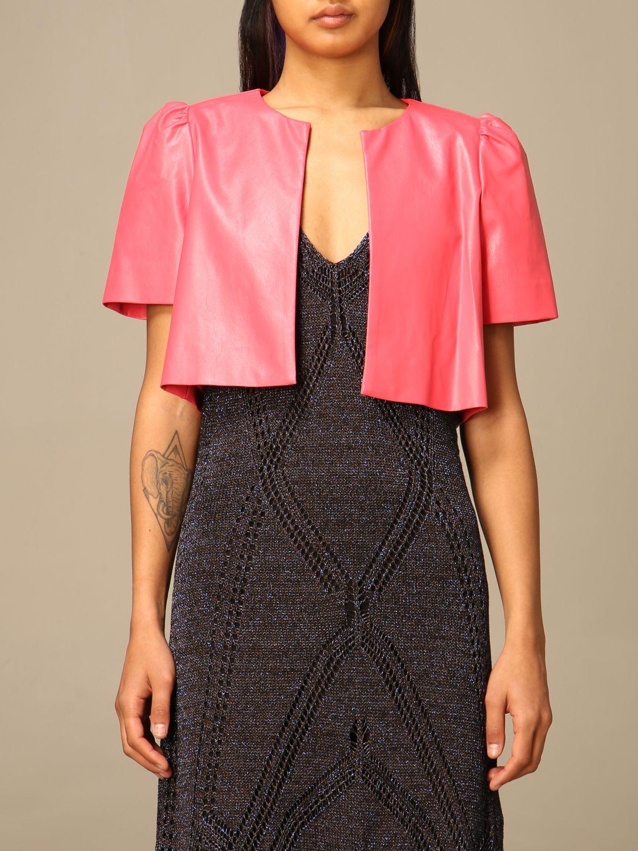 Jacke Twin Set: Blazer damen Twin Set pink 1
