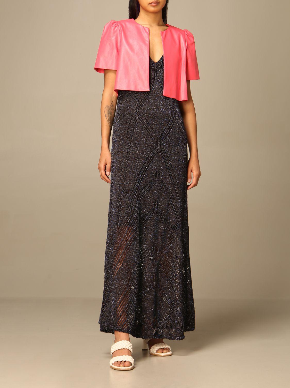 Jacke Twin Set: Blazer damen Twin Set pink 2