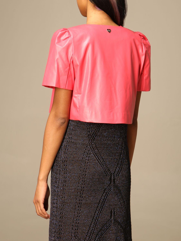 Jacke Twin Set: Blazer damen Twin Set pink 3