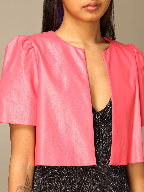 Jacke Twin Set: Blazer damen Twin Set pink 4