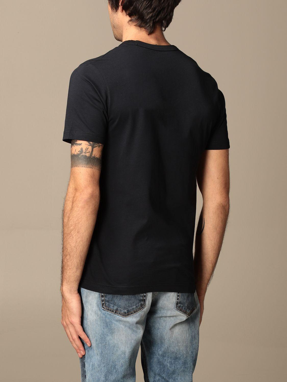 Camiseta Belstaff: Camiseta hombre Belstaff azul marino 2