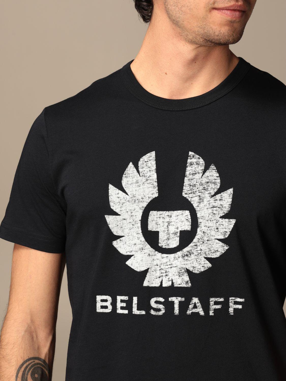 Camiseta Belstaff: Camiseta hombre Belstaff azul marino 3