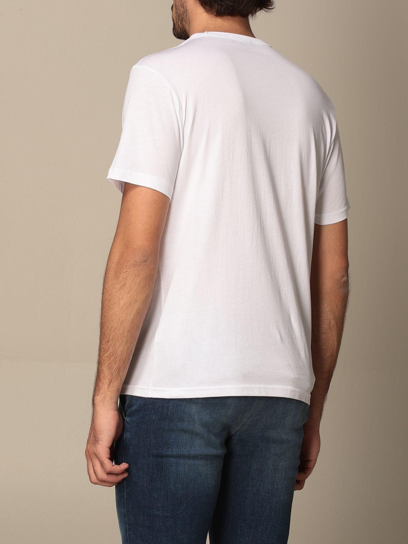 T-shirt Belstaff: T-shirt men Belstaff white 2