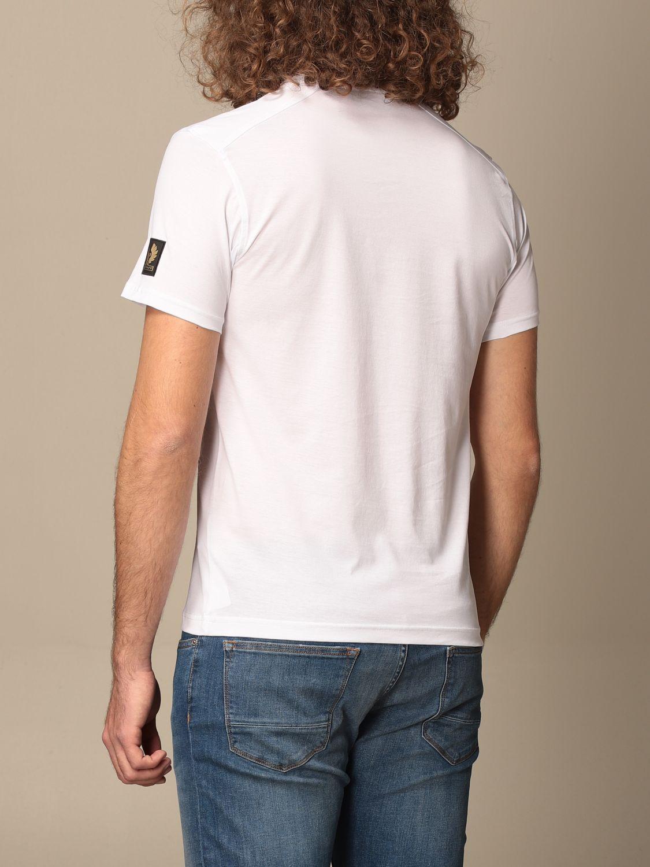 Camiseta Belstaff: Camiseta hombre Belstaff blanco 2