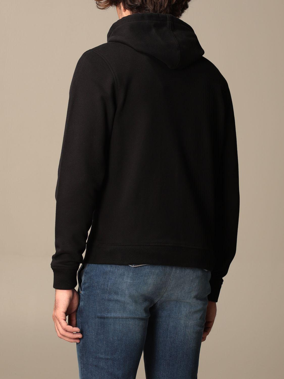 Sweatshirt Belstaff: Sweatshirt men Belstaff black 2