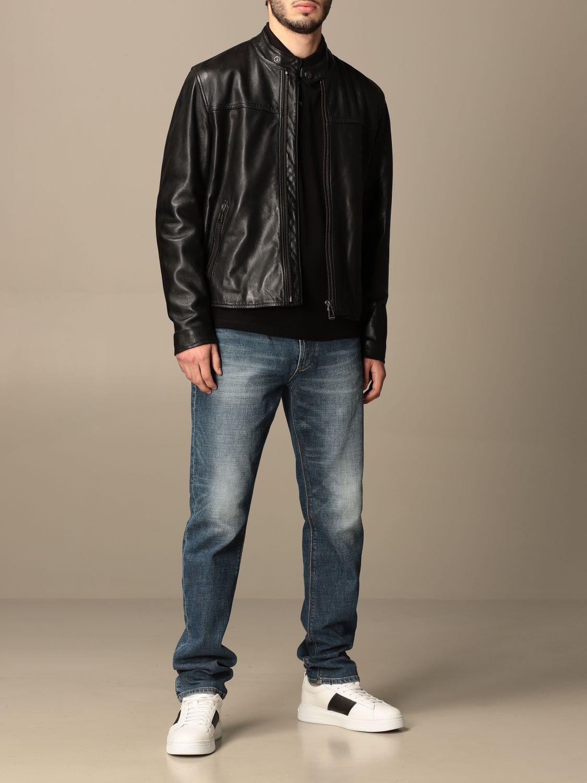 Jacket Belstaff: Jacket men Belstaff black 2
