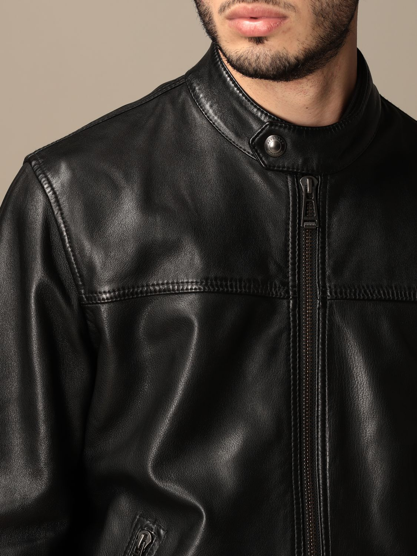 Jacket Belstaff: Jacket men Belstaff black 5