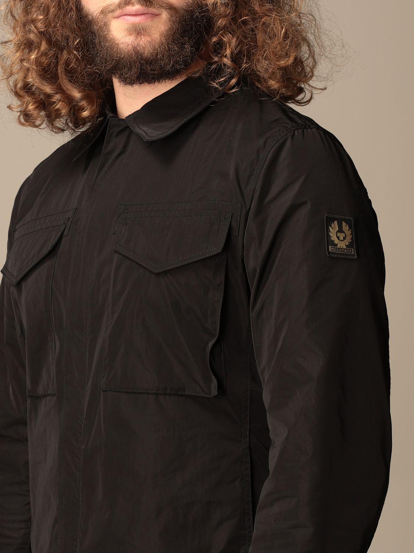 Jacket Belstaff: Jacket men Belstaff black 4