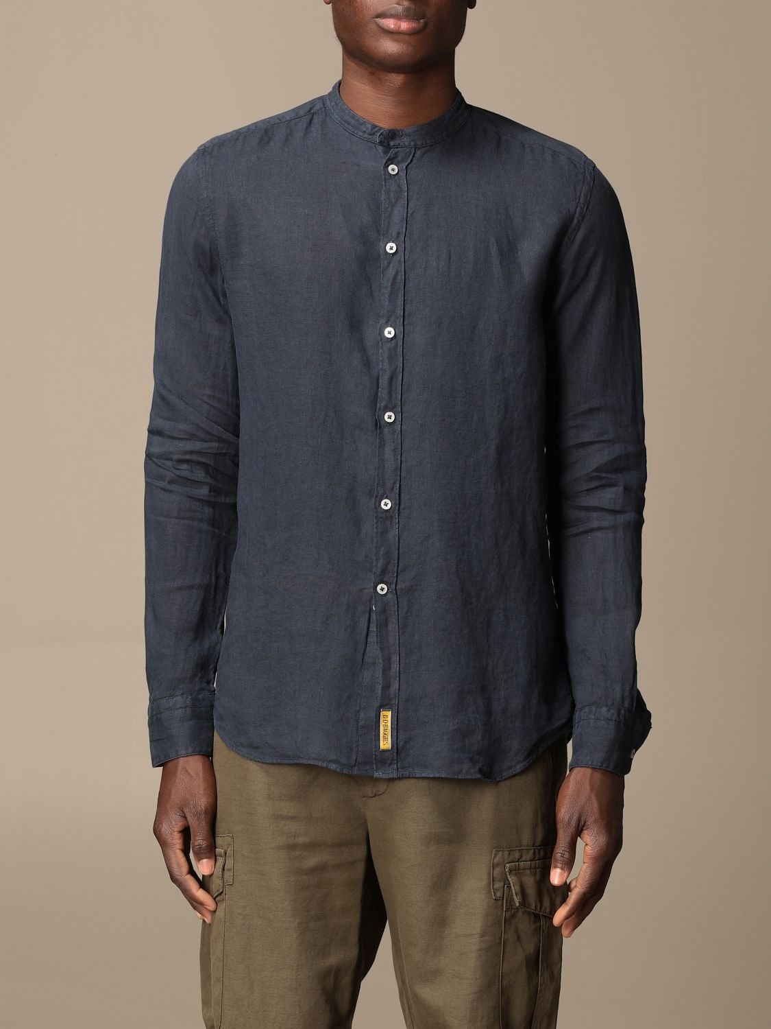 Chemise An American Tradition: Chemise homme Bd Baggies bleu 1