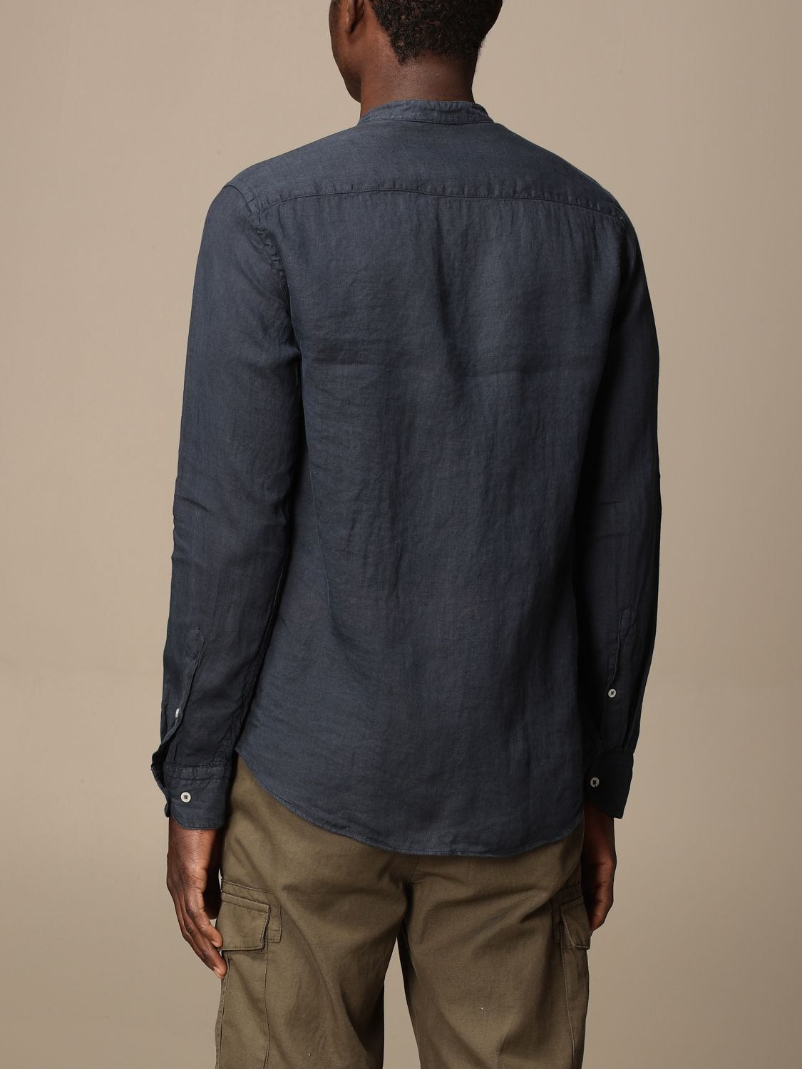 Chemise An American Tradition: Chemise homme Bd Baggies bleu 2