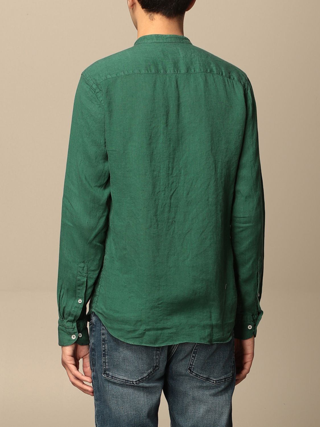 Chemise An American Tradition: Chemise homme Bd Baggies vert sapin 2