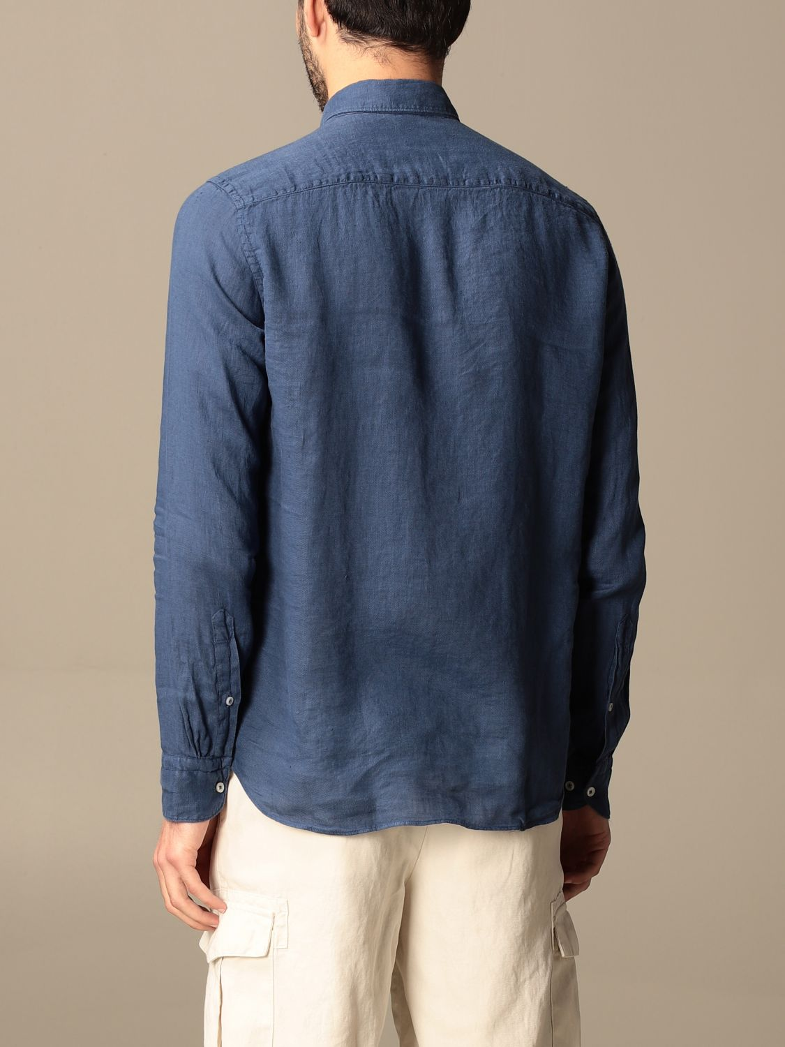 Chemise An American Tradition: Chemise homme Bd Baggies bleu marine 2