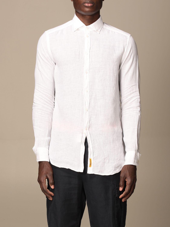 Shirt An American Tradition: Shirt men Bd Baggies white 1