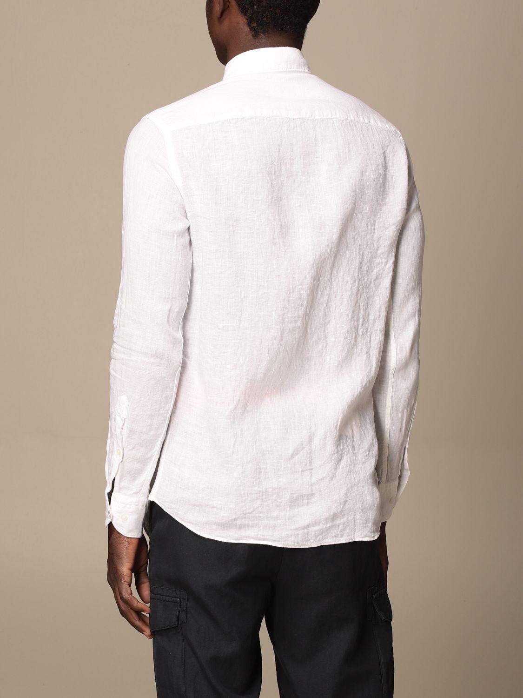 Shirt An American Tradition: Shirt men Bd Baggies white 2