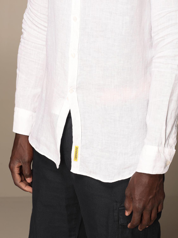 Shirt An American Tradition: Shirt men Bd Baggies white 3