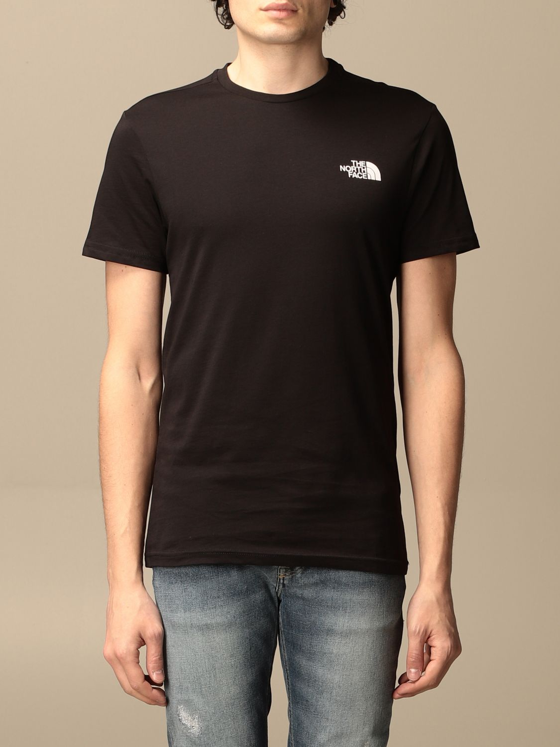 T-shirt The North Face: T-shirt men The North Face black 1