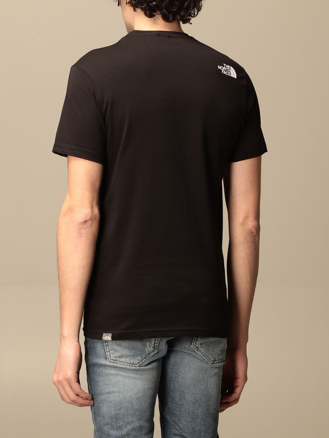 T-shirt The North Face: T-shirt men The North Face black 2