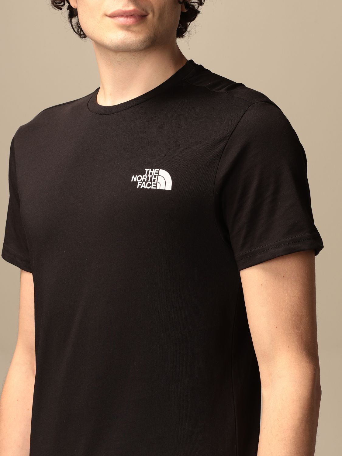 T-shirt The North Face: T-shirt men The North Face black 3
