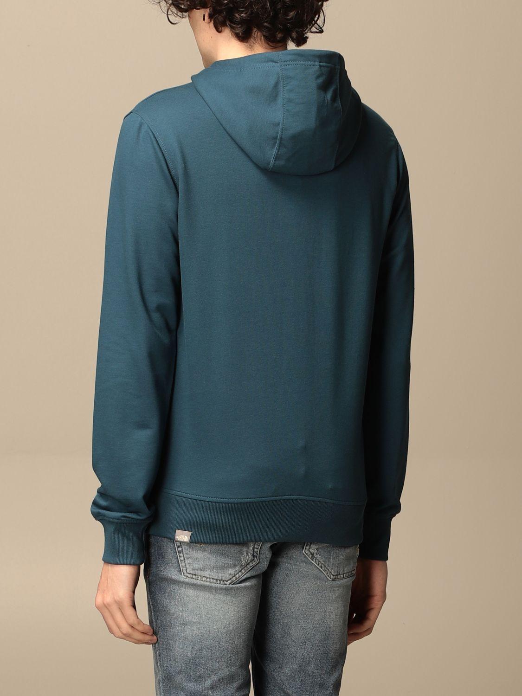 Sweatshirt The North Face: Sweatshirt homme The North Face bleu 2