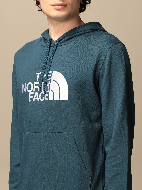 Sweatshirt The North Face: Sweatshirt homme The North Face bleu 3