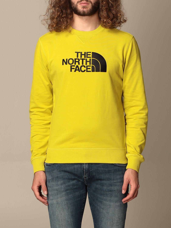 Sweatshirt The North Face: Sweatshirt men The North Face yellow 1
