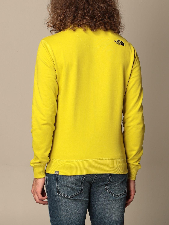 Sweatshirt The North Face: Sweatshirt men The North Face yellow 2