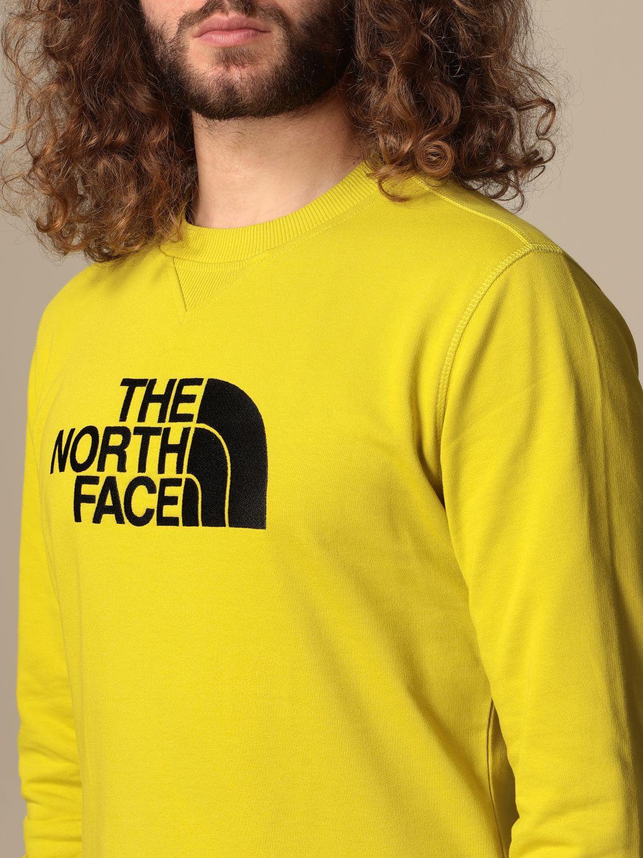 Sweatshirt The North Face: Sweatshirt men The North Face yellow 3