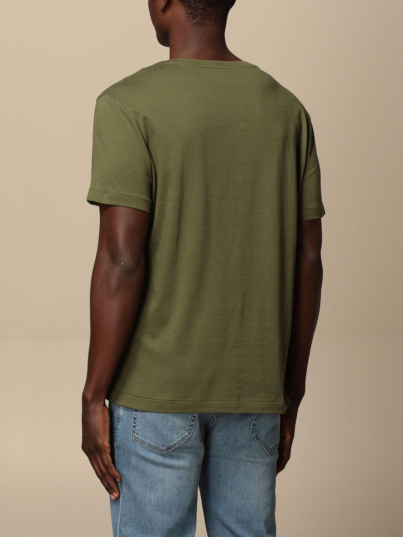 Camiseta Polo Ralph Lauren: Camiseta hombre Polo Ralph Lauren oliva 2