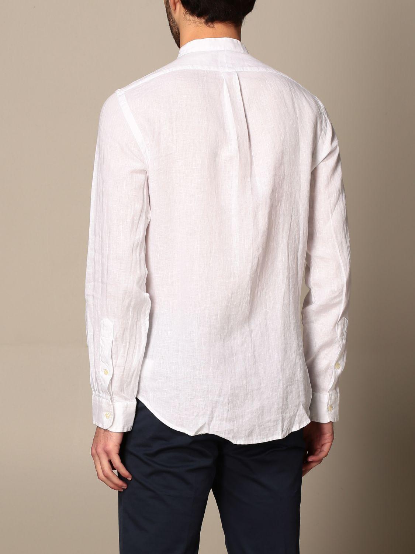 Chemise Polo Ralph Lauren: Chemise homme Polo Ralph Lauren blanc 3