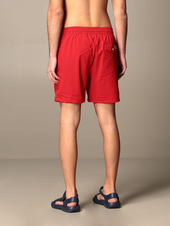 Swimsuit Polo Ralph Lauren: Swimsuit men Polo Ralph Lauren red 2