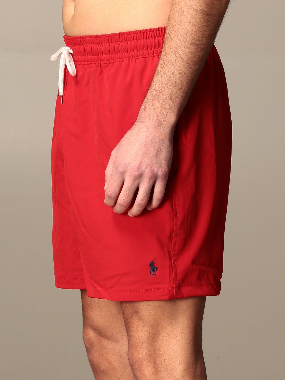 Swimsuit Polo Ralph Lauren: Swimsuit men Polo Ralph Lauren red 4
